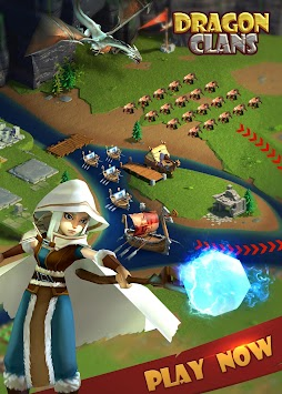 Dragon Clans APK screenshot thumbnail 13