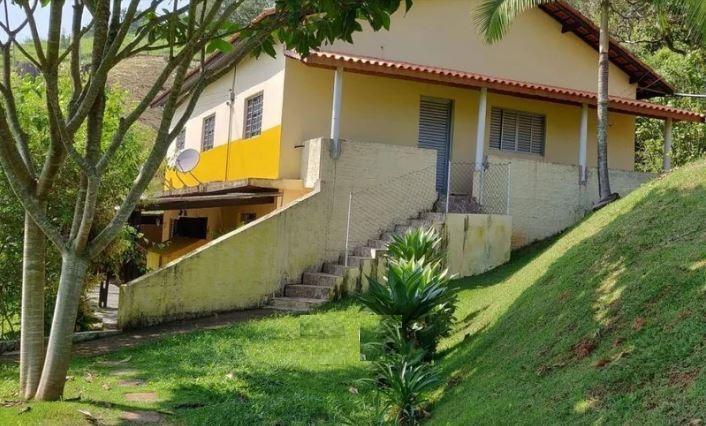 Chácara - Pousada com 5 dormitórios à venda, 22000 m² por R$ 750.000 - São Roque - Araçariguama/SP