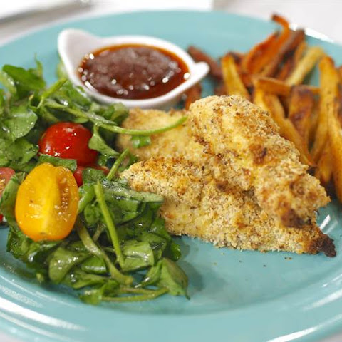 Super-Simple Gluten-Free Baked Fish Fingers