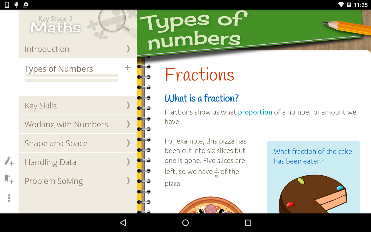 Key Stage 2 Maths Screenshot 9