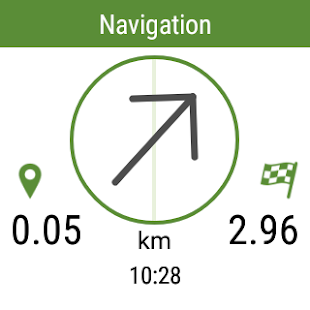 ViewRanger GPS Route & Karten Screenshot