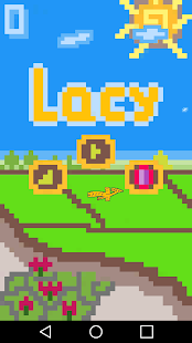 Lacy Funny Bird Game - screenshot