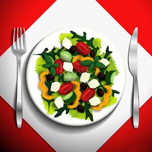 Cover art Рецепты Салаты