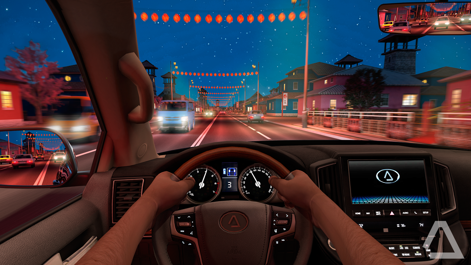Driving Zone: Japan Screenshot 1