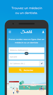 Doctolib screenshot for Android