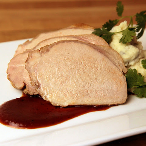 Brined Pork Loin