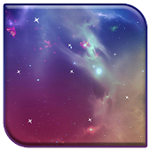 Cool Galaxy 2D Live wallpaper Free APK for Bluestacks