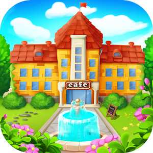 Dream Cafe: Cafescapes - Match 3 For PC (Windows And Mac)