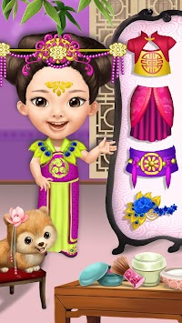 Pretty Little Princess - Dress Up, Hair & Makeup APK screenshot thumbnail 4