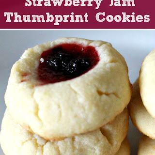 Strawberry Jam Cookies Recipes