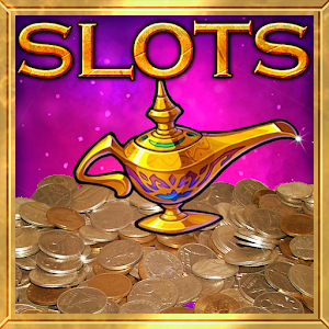 Cover art Slots Aladdin - Casino