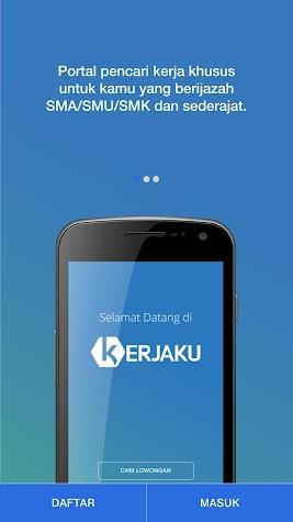 KERJAKU Screenshot