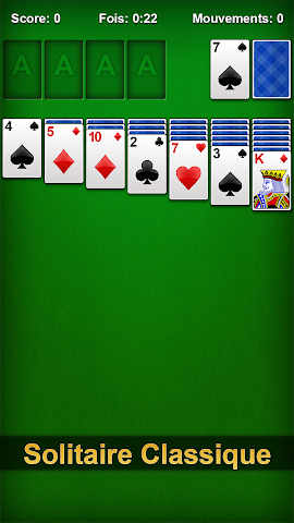 android Solitaire Screenshot 0