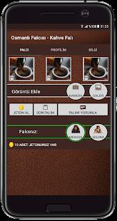 App Osmanlı Falcısı - Kahve Falı APK for Kindle