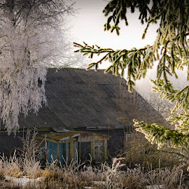 Old home by Dainius Karaliūnas - Buildings & Architecture Homes