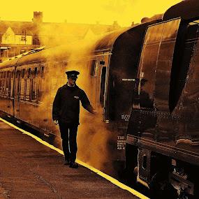 Last  call by Gordon Simpson - Transportation Trains