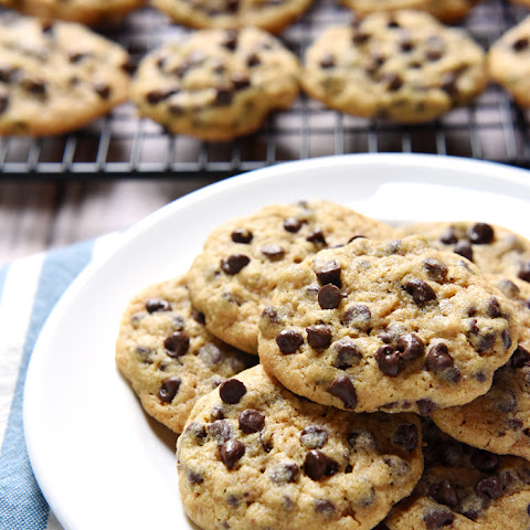 One-Bowl Whole Wheat Chocolate Chip Cookies