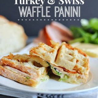 Turkey Swiss Panini Recipes
