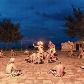 by Eko Probo D Warpani - People Musicians & Entertainers ( bali, nikkor, nikon, tamron, historic )