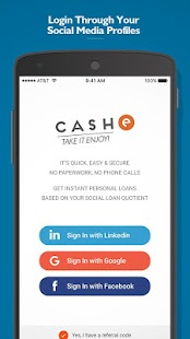 App CASHe – Instant Personal Loans apk for kindle fire