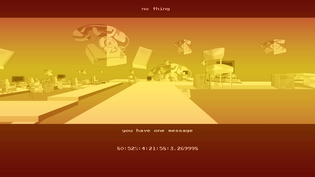 NO THING - Surreal Arcade Trip Screenshot 7