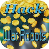 APK App Cheats For War Robots Hack - Prank! for iOS