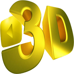 3d video player  perfect For PC