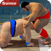 Game Sumo wrestling Revolution 2017: Pro Stars Fighting APK for Kindle