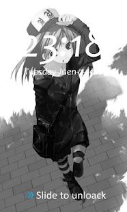 App Anime Lock Screen APK for Windows Phone