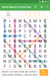 Game Word Search Puzzle Free APK for Windows Phone