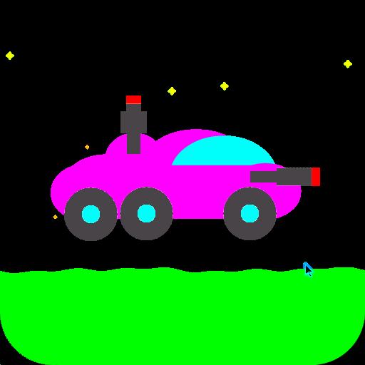 Moonracer - Retro Shooter PRO (game)