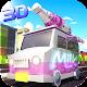 Milk Delivery Van Simulator 3D