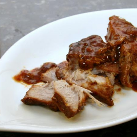 Slow Cooked Barbecued Country-Style Ribs