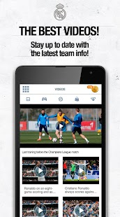 Download Android App Real Madrid App for Samsung