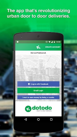 android Dotodo - Urban Logistics Screenshot 0