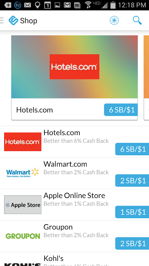 Swagbucks Screenshot 3