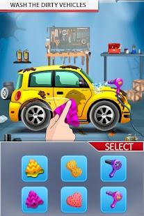 Multi Car Wash Game : Design Game