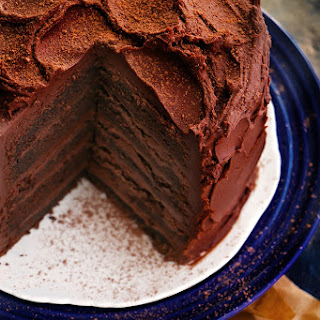 Chocolate Cake With No Eggs Or Oil Recipes
