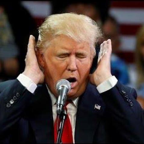 Trump Begins Acceptance Speech With Call To Prayer