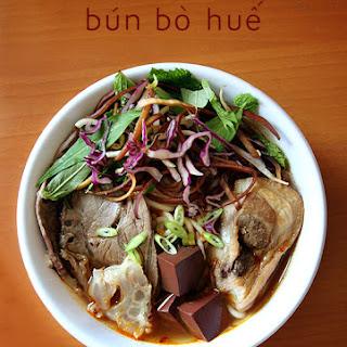 Bun Bo Recipes