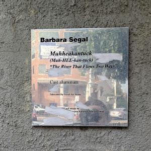 Barbara Segal Muhheakantuck (Muh-HEE-kan-tuck)