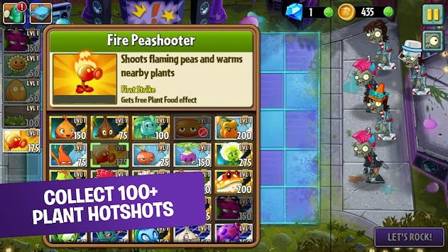 Plants Vs. Zombies™ 2 APK screenshot thumbnail 3