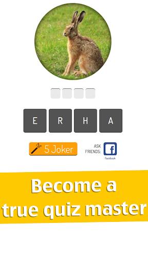 Animal Quiz Game - screenshot