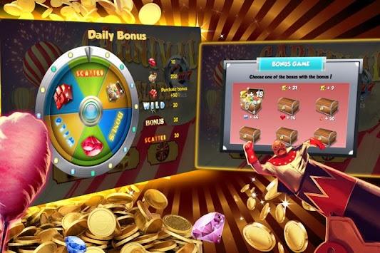 circus casino app