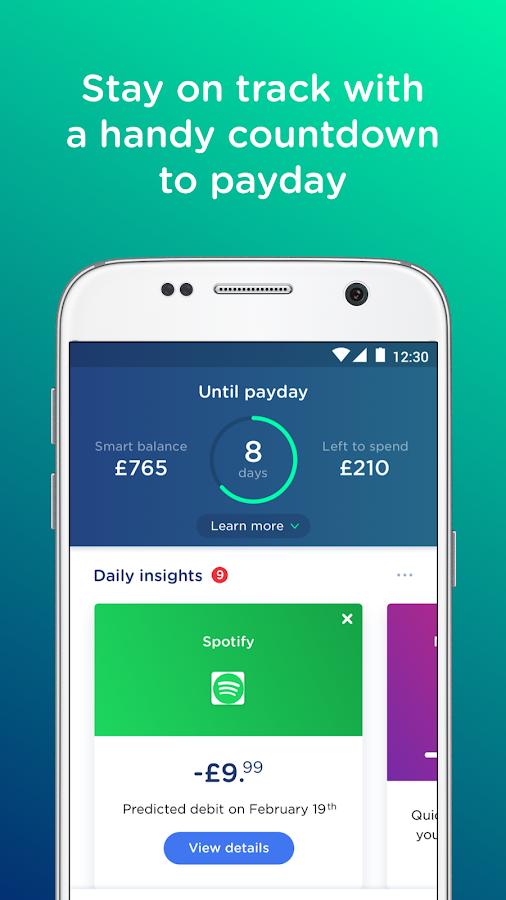 Citaten Geld Android : Yolt ihr smart geld app android apps download