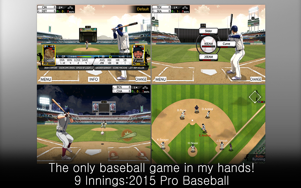 9 Innings: 2016 Pro Baseball Screenshot 8