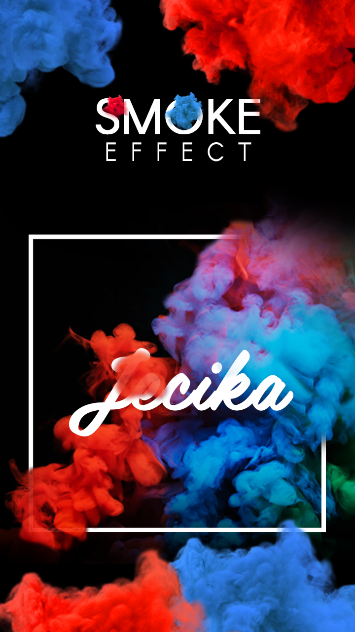 Name Art Smoke Effect Screenshot 1