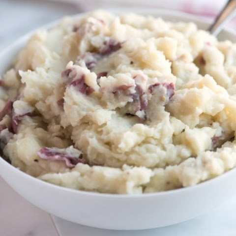 Our Favorite Mashed Potatoes