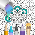 Game 100+ Mandala coloring pages APK for Windows Phone