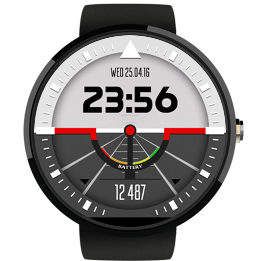 Watch Face: Aviator Screenshot 3